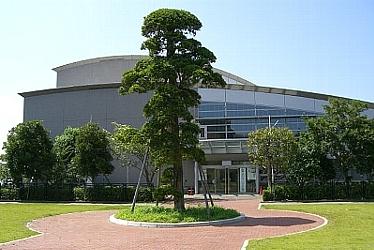 東部図書館 外観