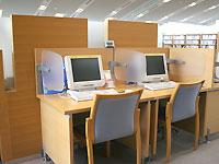 電子資料・インターネット利用コーナー